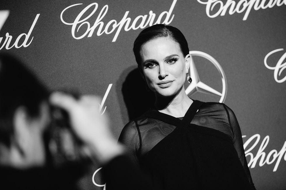 Natalie Portman Palm Springs International Film Festival 2017