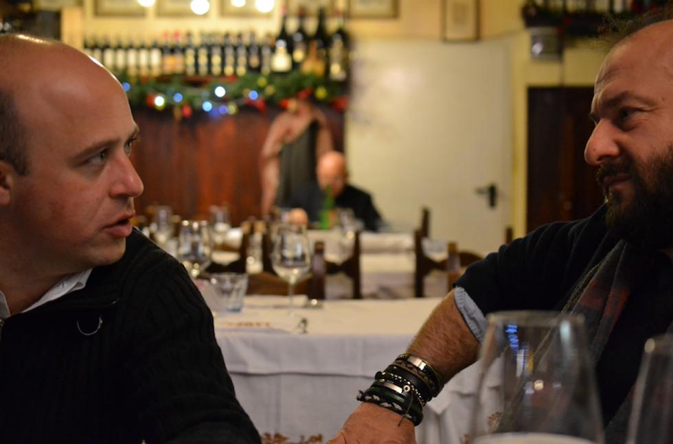 """Nazzareno Carusi scrive a Davide Rondoni: """"Abbiamo un'identità, non un'appartenenza"""""""