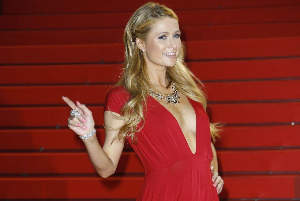 Paris Hilton: personal trainer per i suoi cani