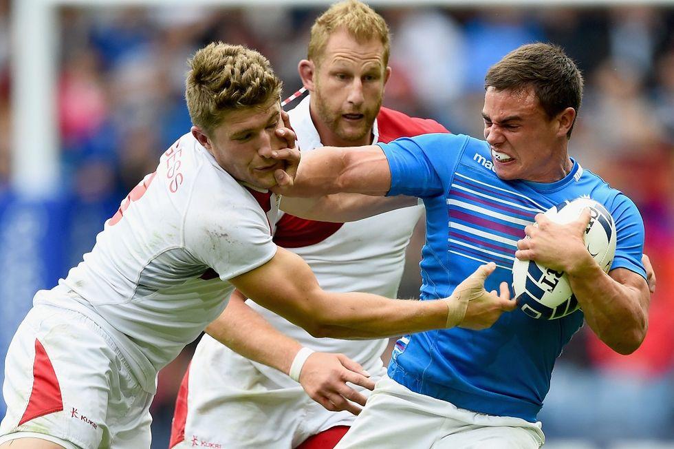 Scozia divisa sul rugby e Sean Connery