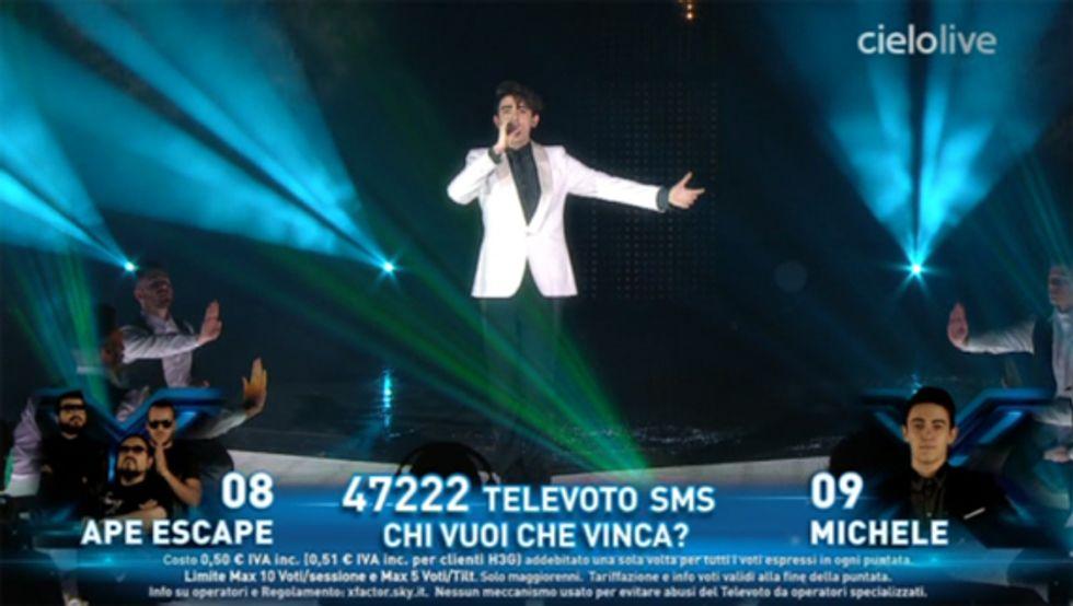 """Ascolti 12/12: """"X Factor 7"""" supera Rai 1 per share"""