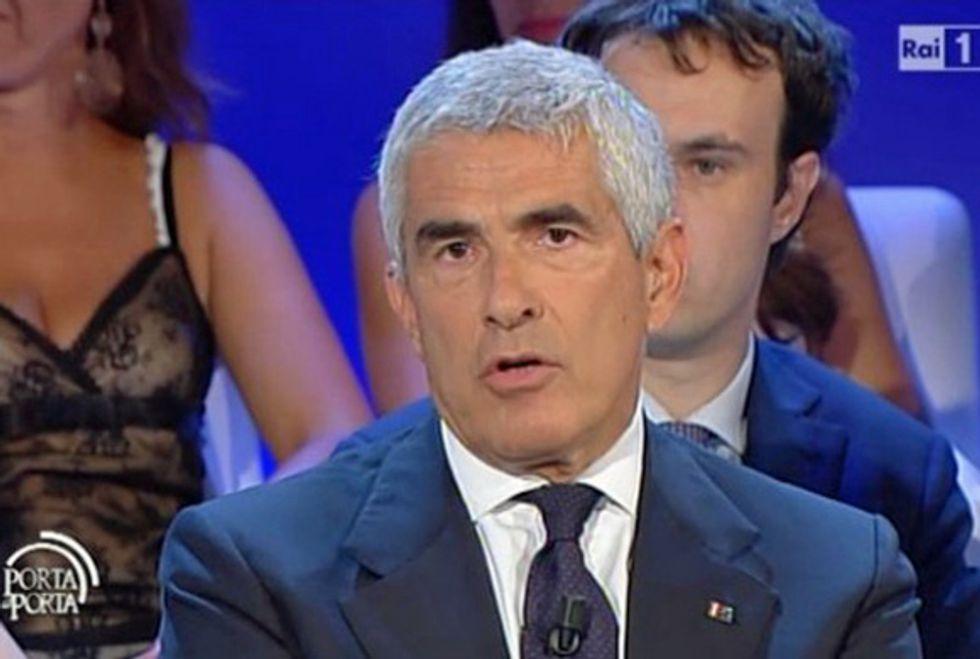 Ascolti 01/08: Casini fa il picco da Vespa
