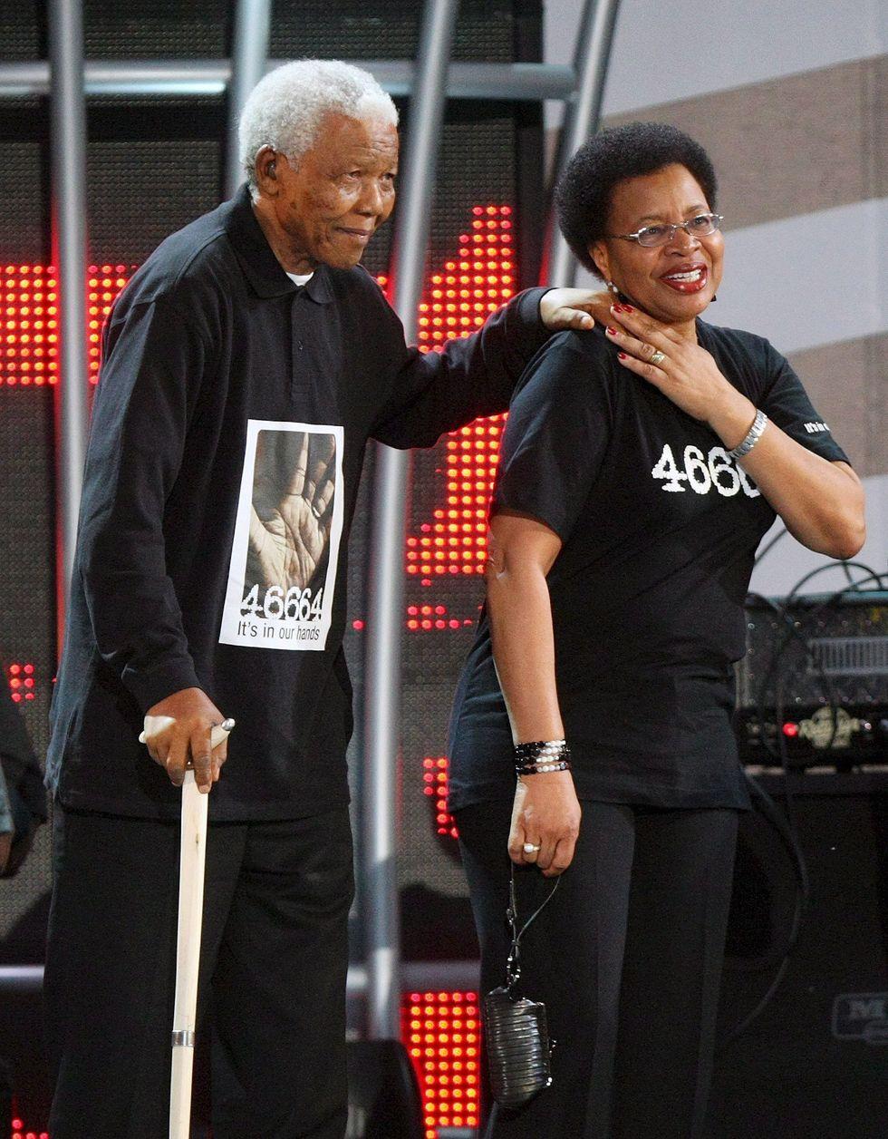 Nelson Mandela, il destino in un nome