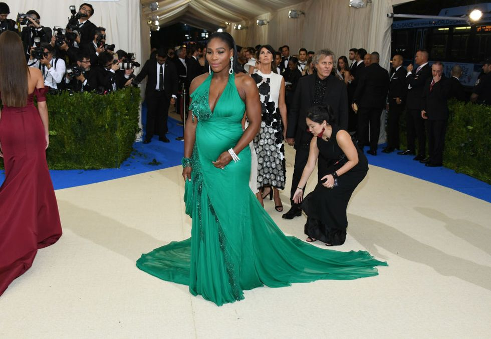 Met Gala Serena Williams