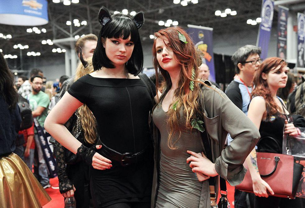 Le Cosplayer del Comic Con di New York 2014