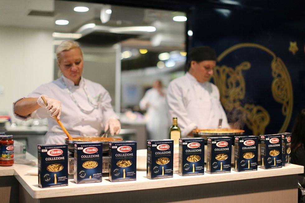 Spaghetti vs Noodles: Barilla goes to China