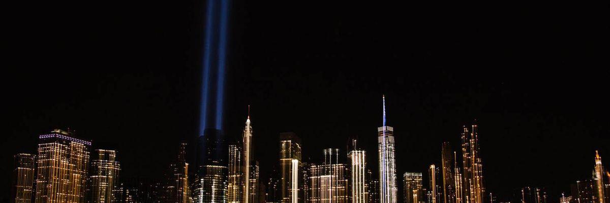 New York Torri Gemelle 11 settembre