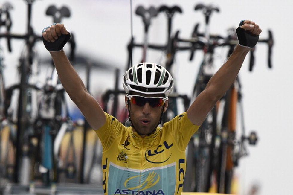 Nibali vince ad Hautacam e si prende il Tour de France