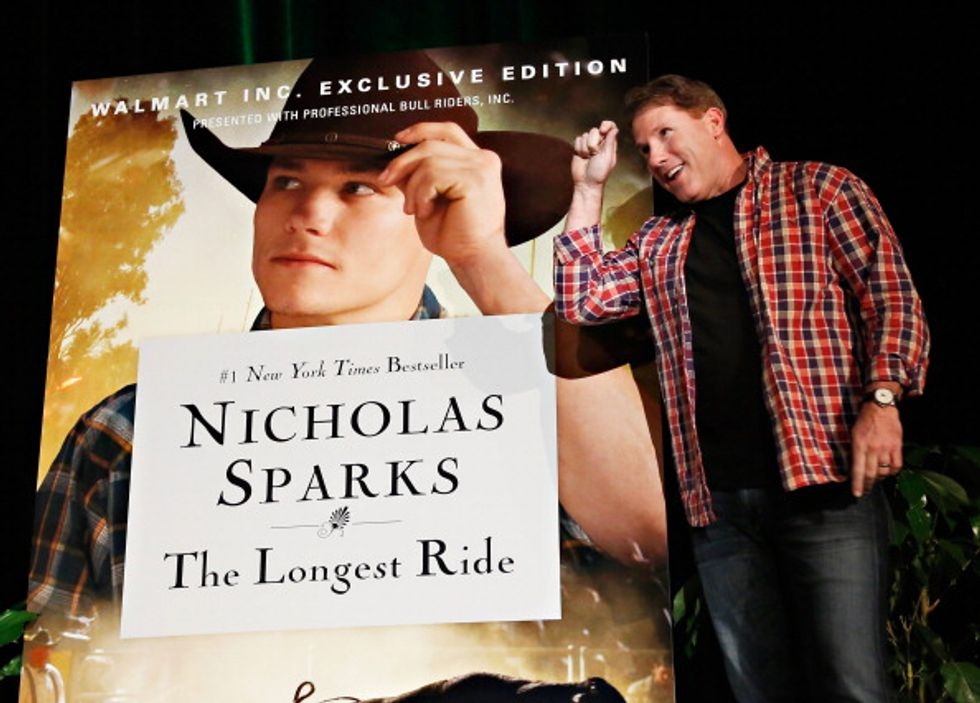 Divorzio per Nicholas Sparks, il re dell'eterno amore