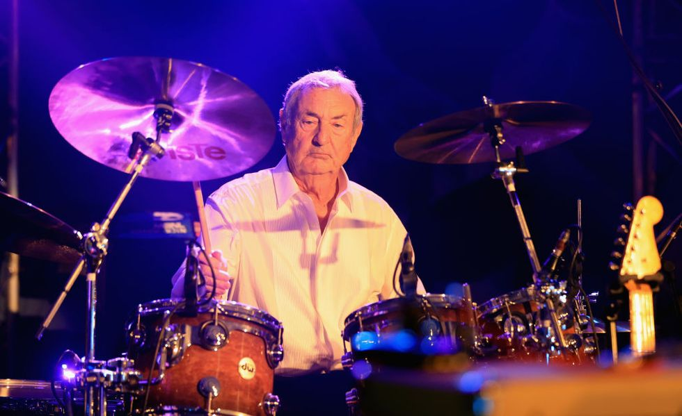 Nick Mason suona i Pink Floyd delle origini a Milano - La scaletta
