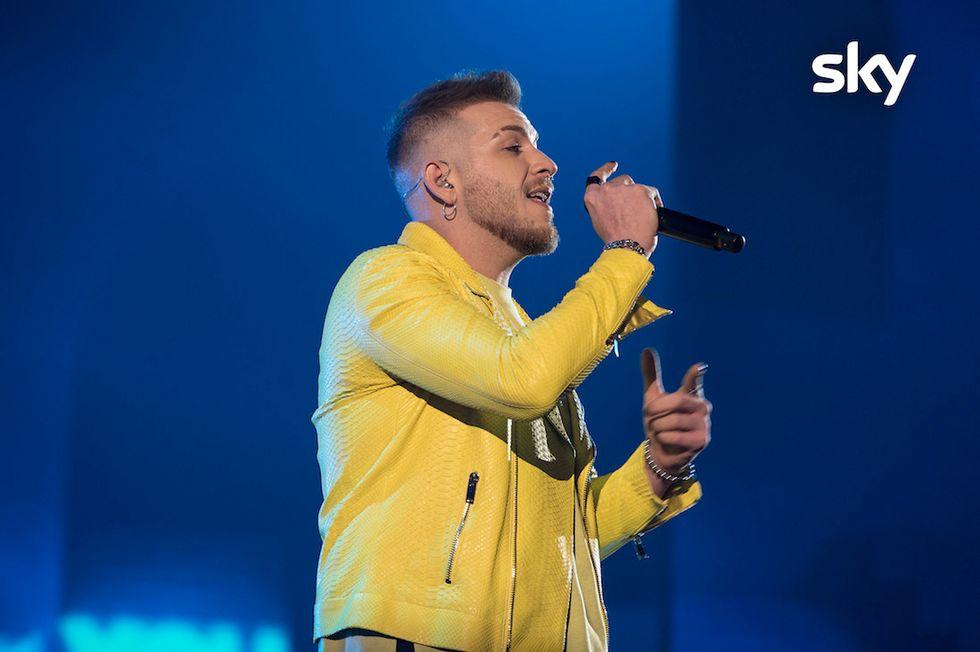 Nicola Cavallaro X Factor 13
