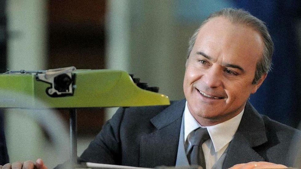 Nicola Zingaretti Olivetti