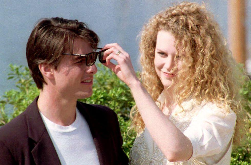 Isabella Cruise sposa senza mamma Nicole e papà Tom
