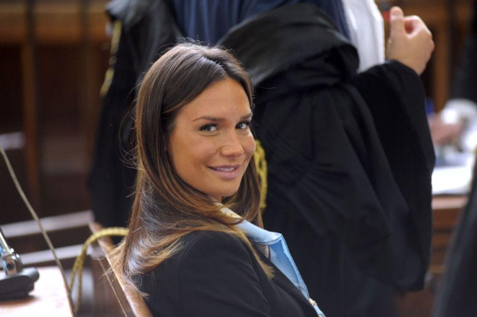 Nicole Minetti: io sono fedele al Pdl