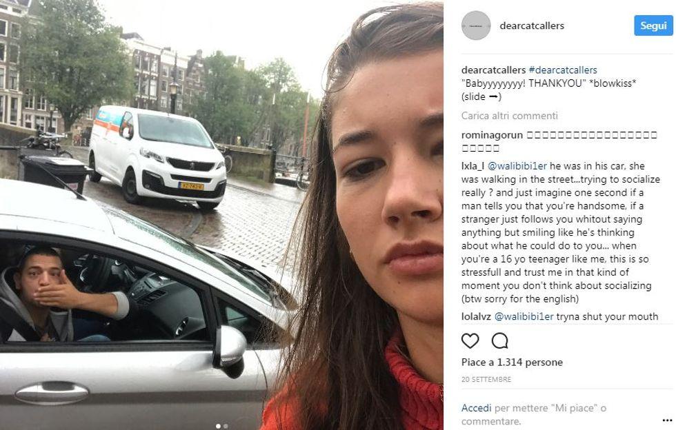 Noa Jansma, album social con i suoi molestatori
