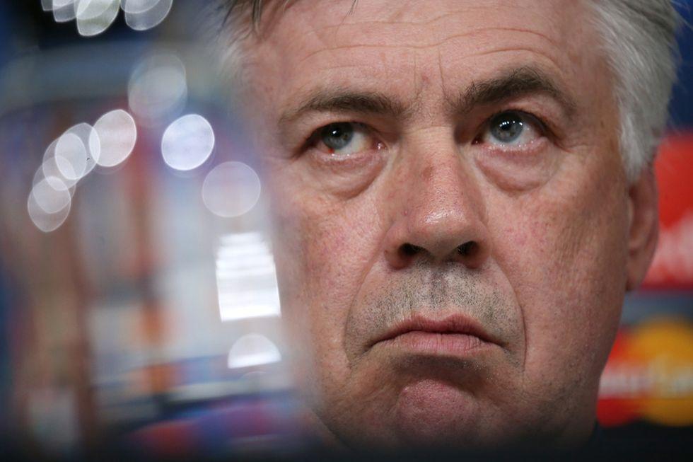 """""""No, grazie"""" di Ancelotti al Milan"""