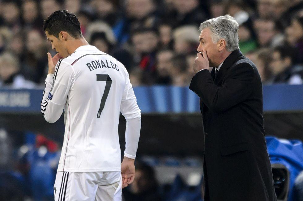 """Real Madrid, Perez: """"Ancelotti rimane l'allenatore, qualsiasi cosa accada"""""""