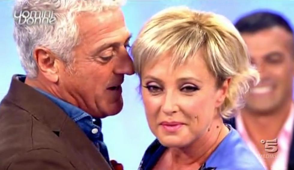 Uomini e Donne 2014, la storia tra Silvia e Paolo è già finita