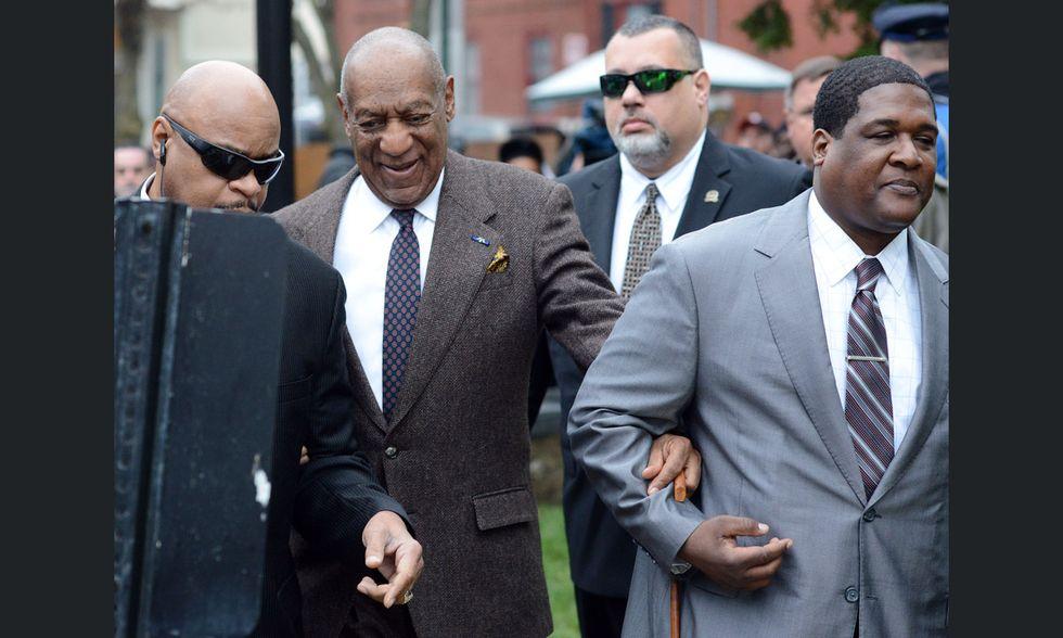 Bill Cosby a Processo