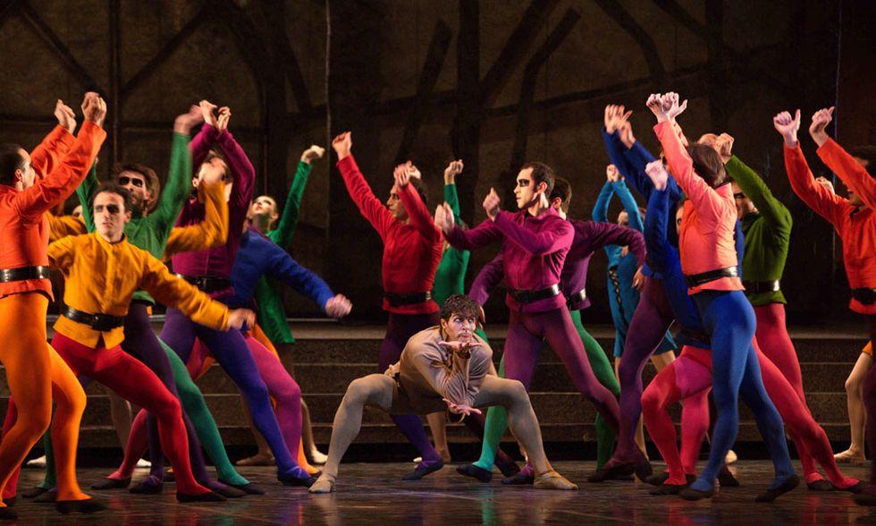 Notre-Dame de Paris, il balletto con Roberto Bolle al cinema - Trailer