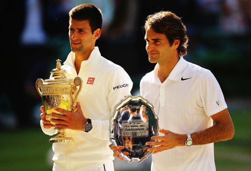 Tennis: statistiche e record della stagione ATP 2014