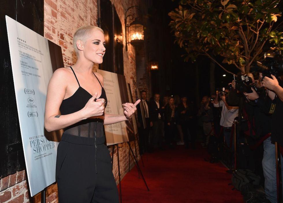 Nuovo look per Kristen Stewart