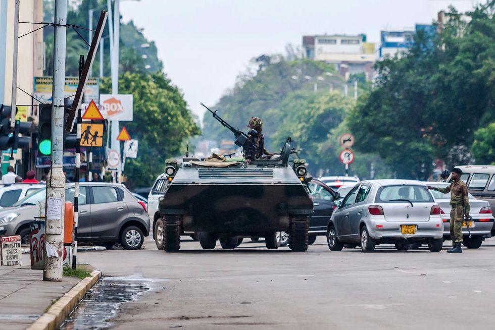 Zimbabwe: ecco che cosa sta succedendo