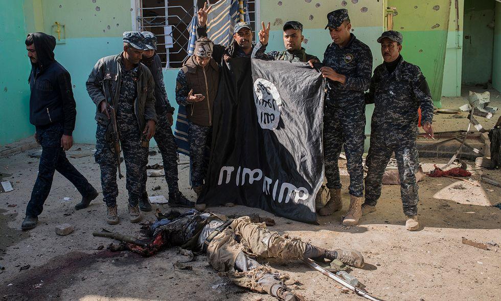 Offensiva anti Isis mosul