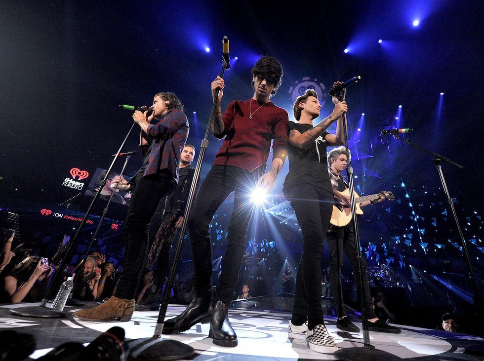 One Direction, under 30 più ricchi d'Inghilterra