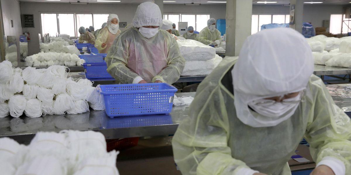 I danni economici del coronavirus in Cina