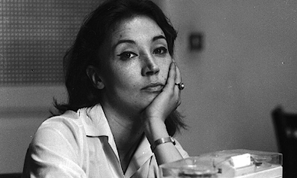 """""""Viaggio in America"""" di Oriana Fallaci"""