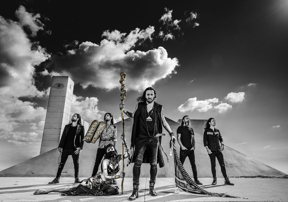 Orphaned Land: Unsung Prophets & Dead Messiahs - Recensione