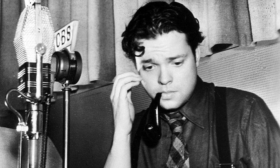 Orson Welles, ritrovato a Pordenone il film giovanile perduto
