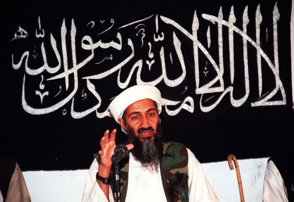 Osama Bin Laden: nel 2002 fu fermato per eccesso di velocità