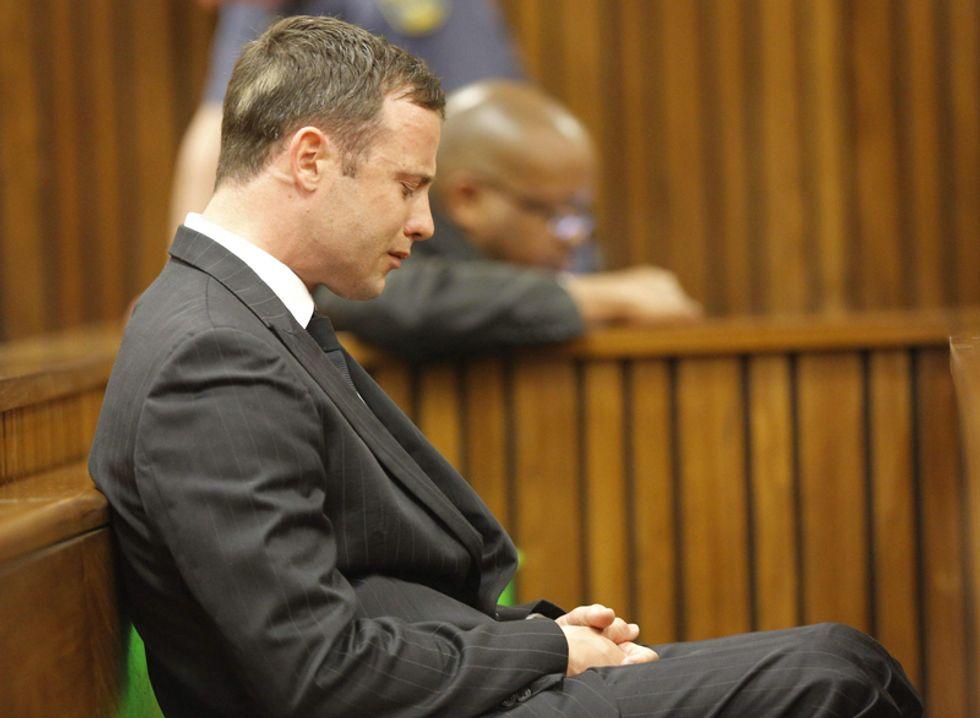 Pistorius: condanna per omicidio colposo
