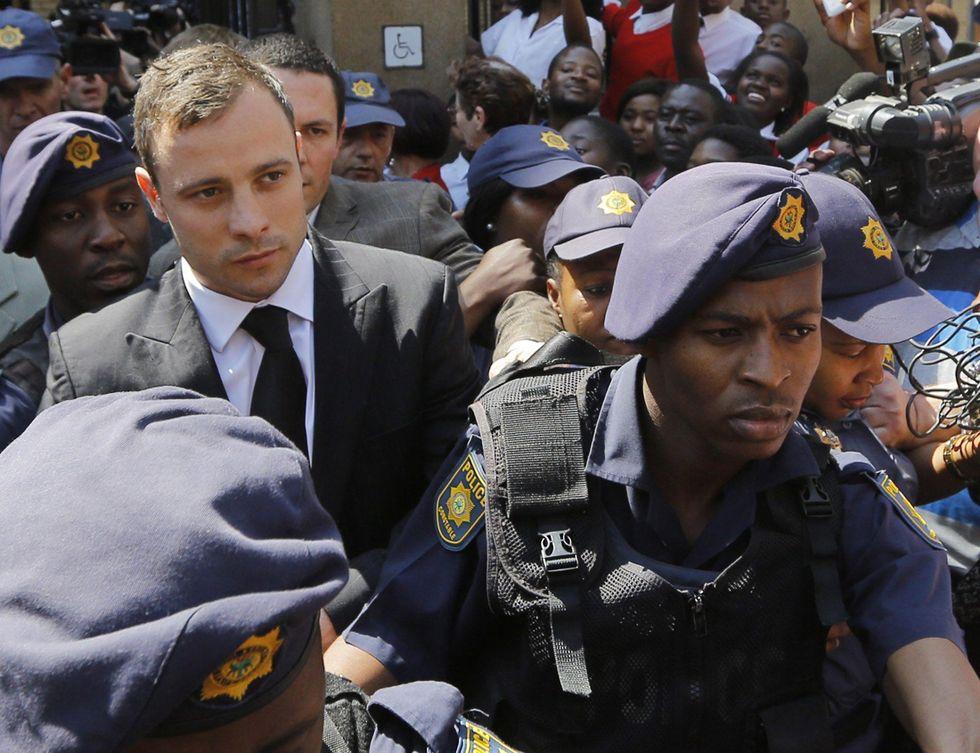 Oscar Pistorius fuori dal carcere già ad agosto?