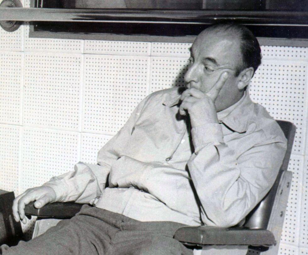 Pablo Neruda, scoperte venti poesie inedite