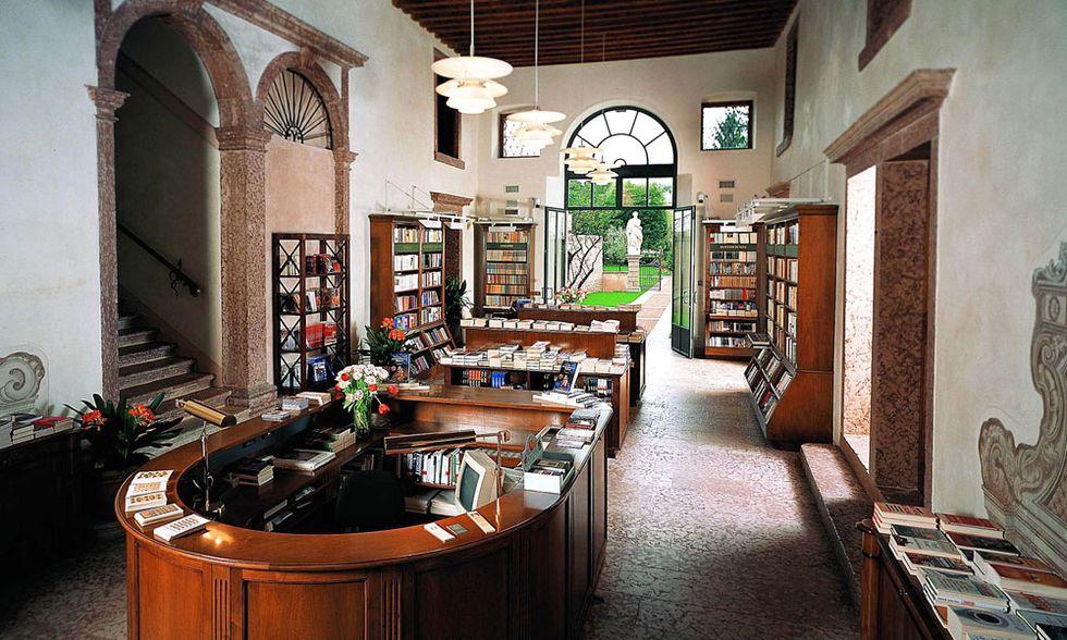 Le 10 librerie più belle d'Italia (secondo noi)