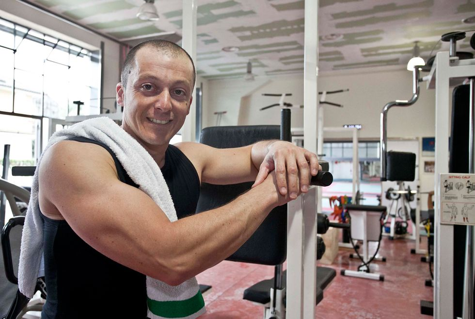 Max Blardone testimonial al Rimini Welness