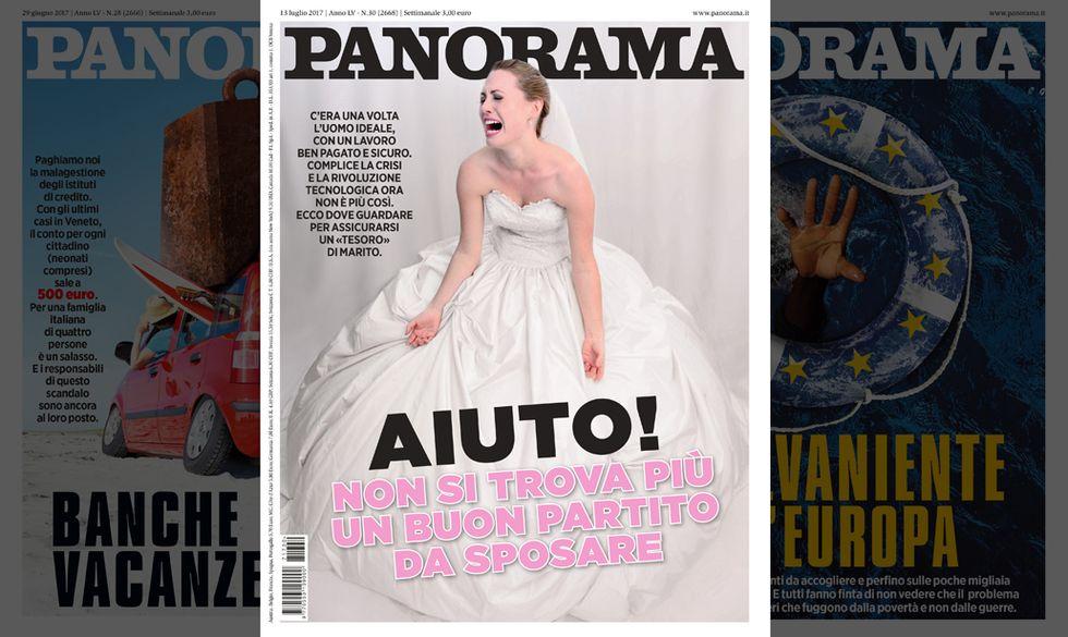 Panorama cover n. 30/2017