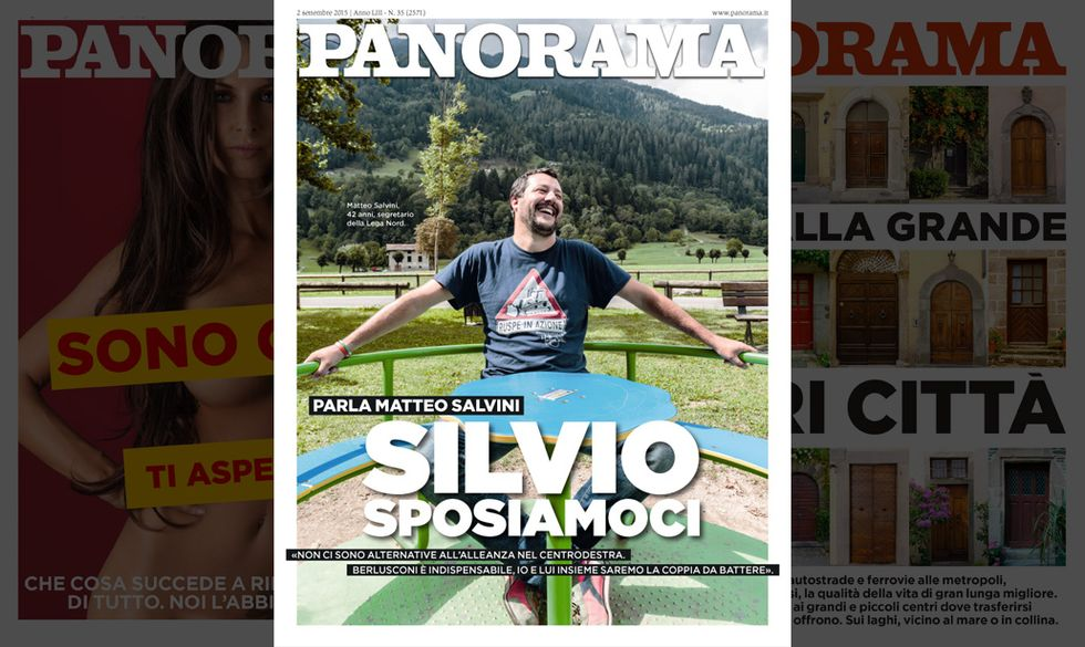 panorama n. 35 cover