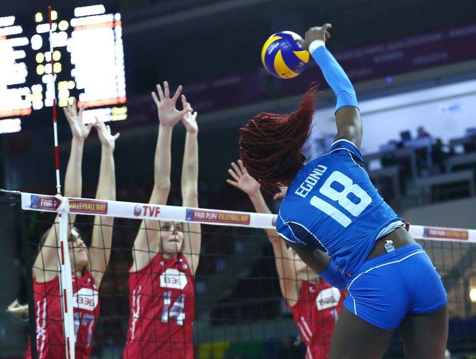 Volley, Olimpiadi Rio 2016: l'Italdonne in un girone di ferro