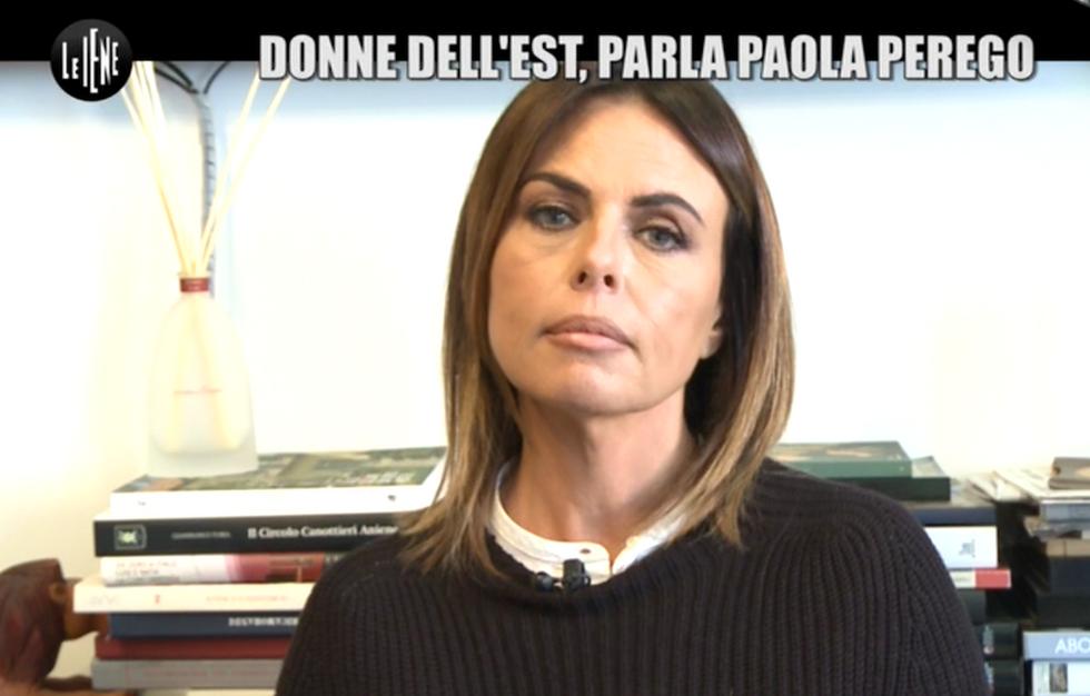 Parliamone sabato Paola Perego