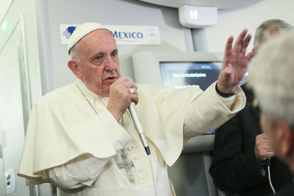 Fellini ci aiuta a capire la svolta di Papa Francesco