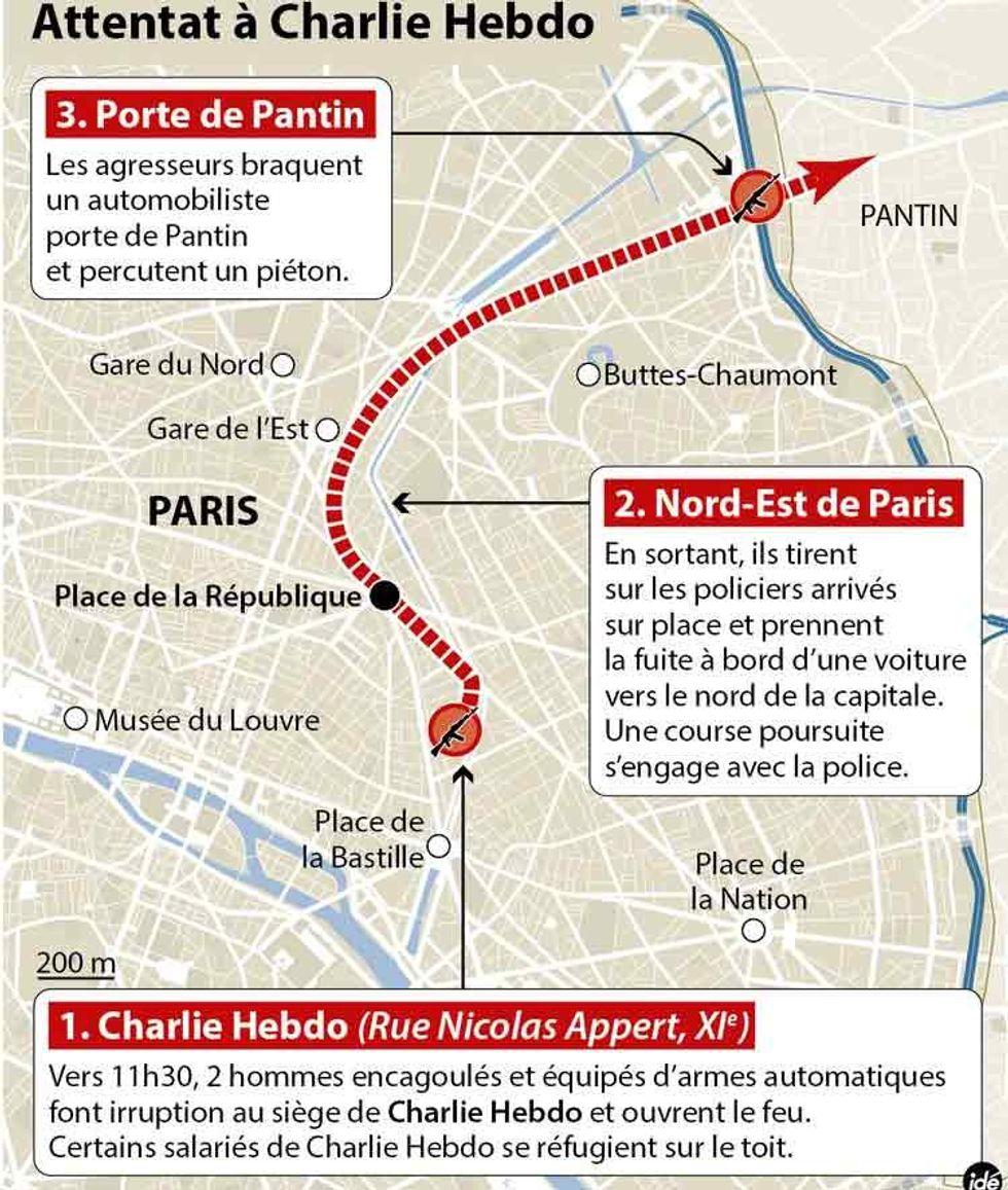 Charlie Hebdo: quello che è successo esattamente