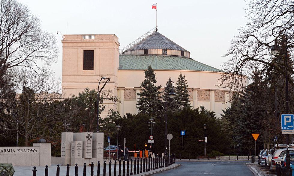 Parlamento di Varsavia