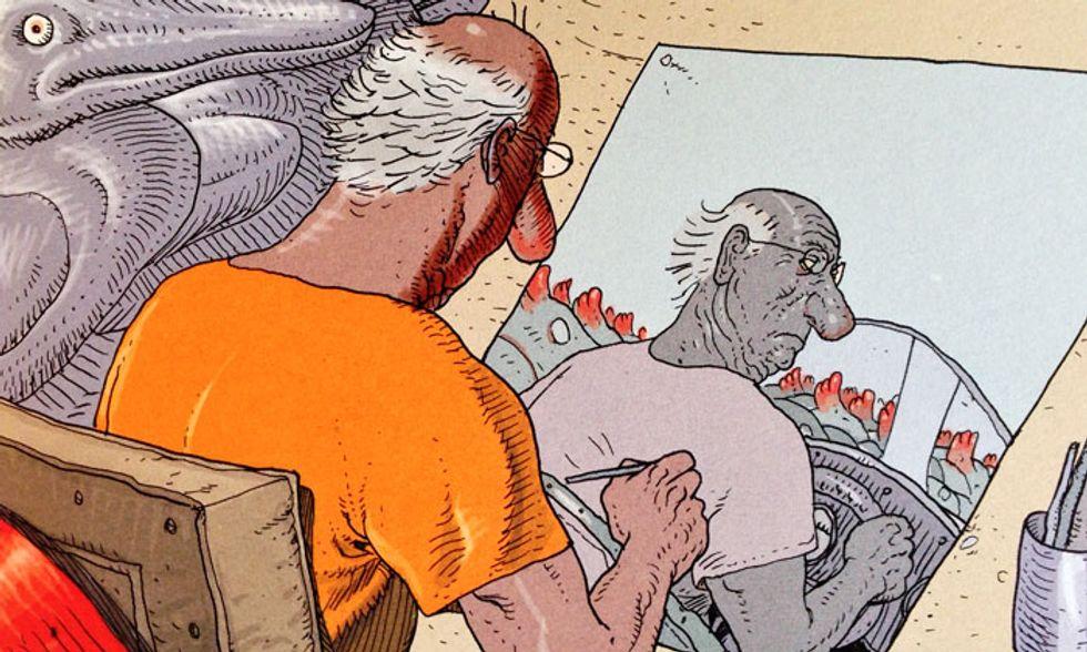 'Inside Moebius': nella mente del genio del fumetto