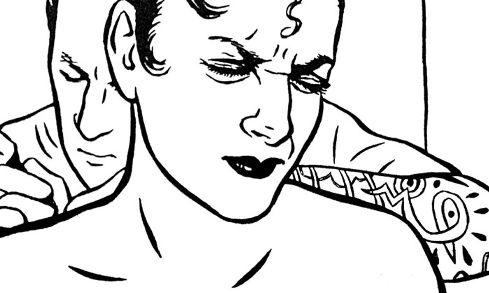 Fumetti – 'Marbles': ma l'artista deve proprio essere pazzo?