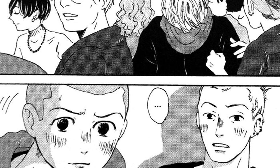 'PIL' di Mari Yamazaki: una tenera storia punk a fumetti