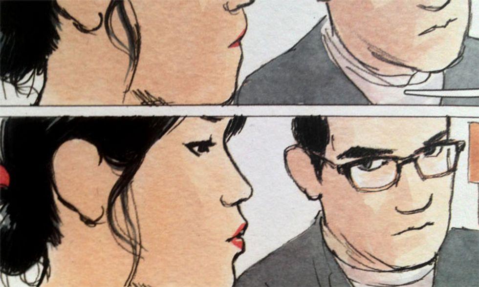 'Il Nao di Brown': la sindrome ossessiva raccontata a fumetti